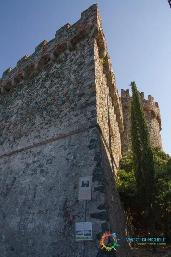 Il Castello Medievale - Levanto