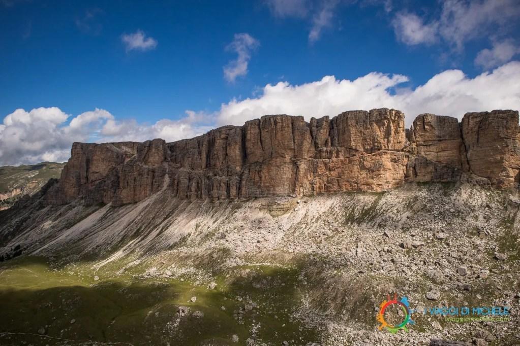Val de Chedùl da Passo Cir