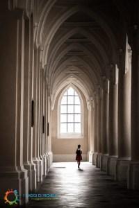 Interno Cattedrale di Sedlec