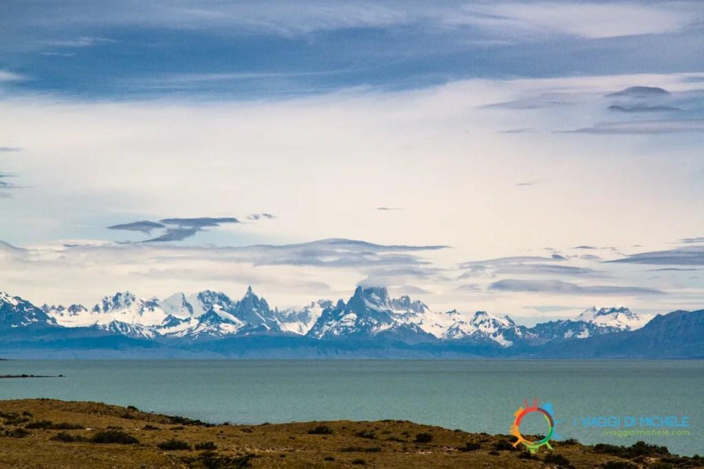 Los Glaciares Nord da Lago Viedma