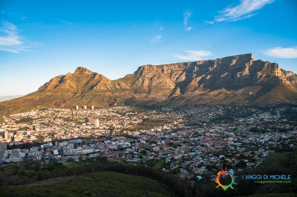 Table Mountain da Signal Hill