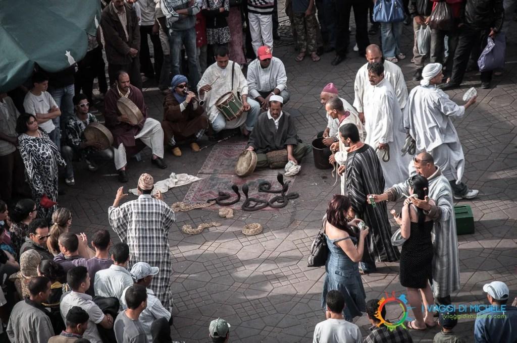 Djemaa el Fnaa - Marrakech