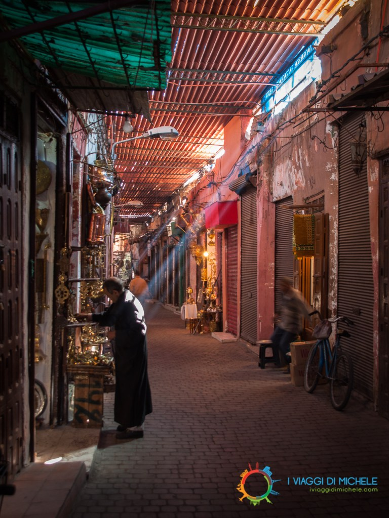 Marrakech - Souq