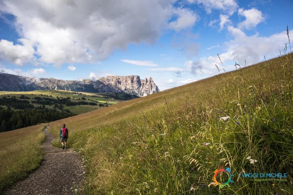 Sentiero 6A - Trekking Alpe di Siusi