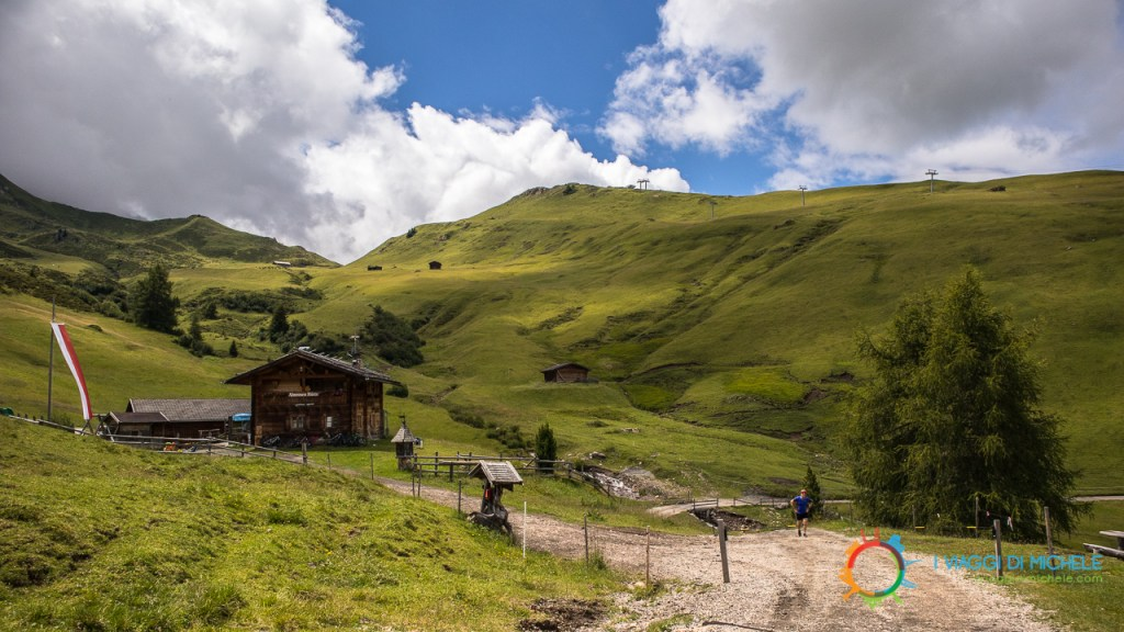 Rifugio Rosa Alpina - Alpe di Siusi