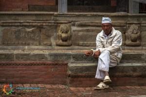 Custode del Tempio - Changu Narayan