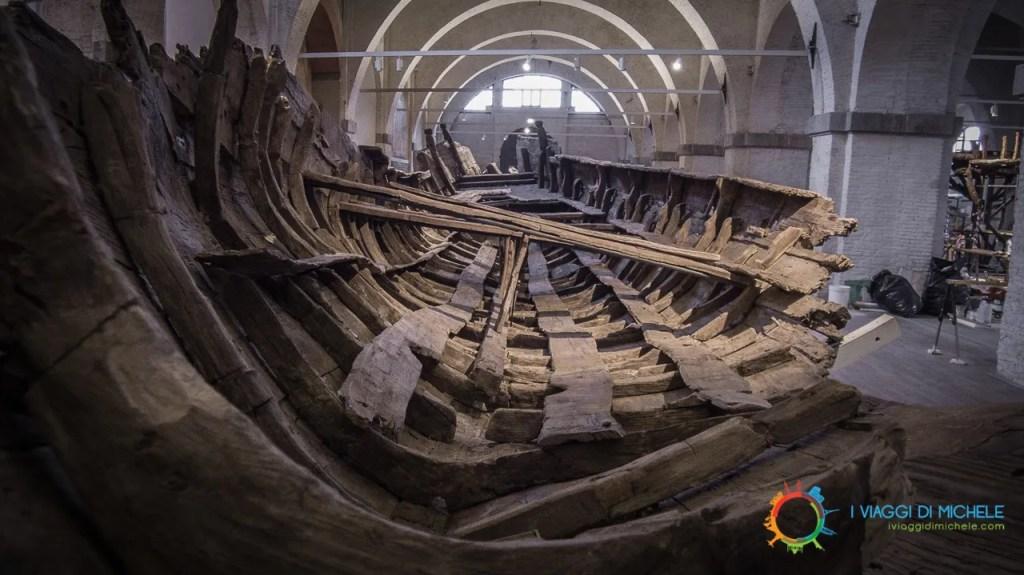 Una nave di 2000 anni