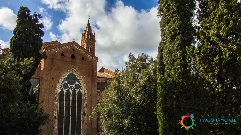 La Chiesa di San Francesco dalle Mura