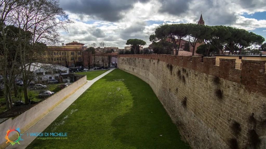 Il restauro delle Mura ha restituito alla città percorsi e nuove vedute
