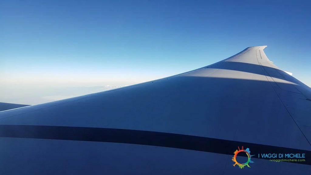 Volando Sulle Ande - Cile Air France - Come organizzare un viaggio in Cile