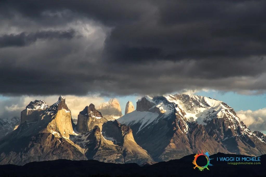 Massiccio del Paine - Come organizzare un viaggio in Cile