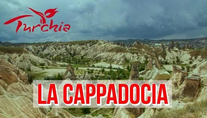 Articolo Cappadocia