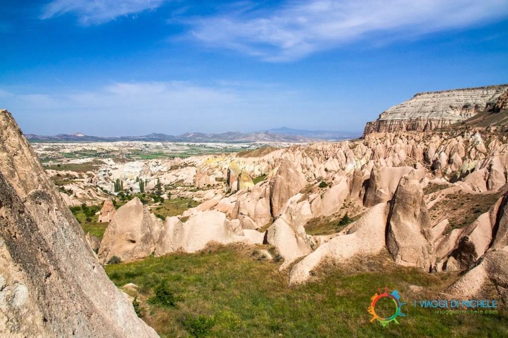 Red Valley - La Cappadocia