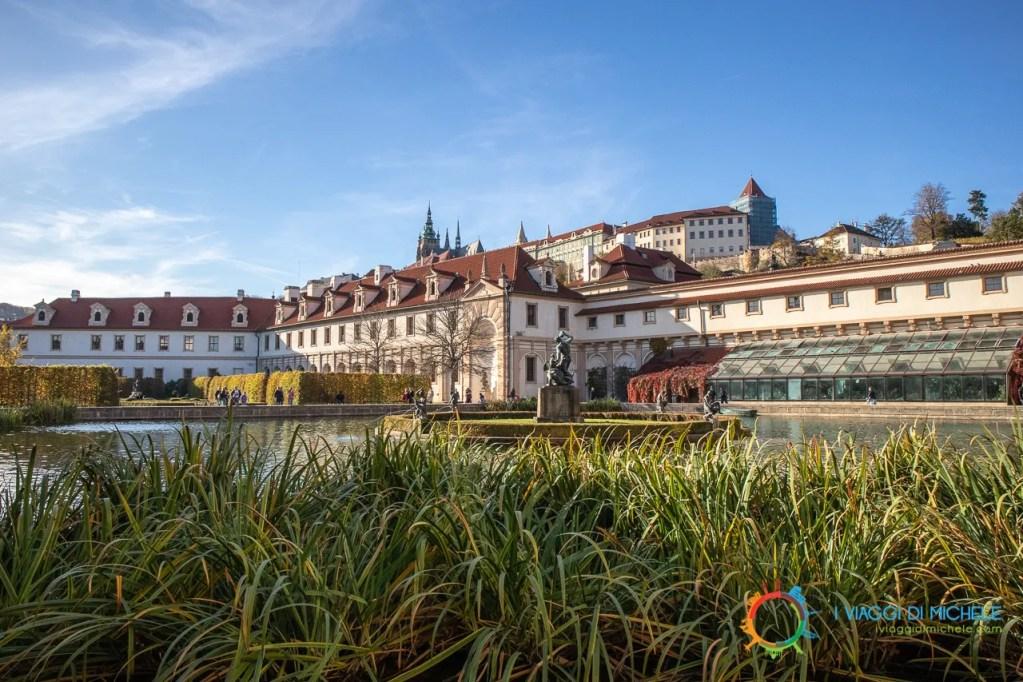 Giardini di Wallenstein - La vasca