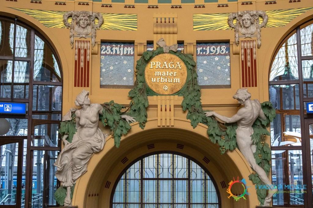Stazione Centrale Praga - Cosa vedere a Praga