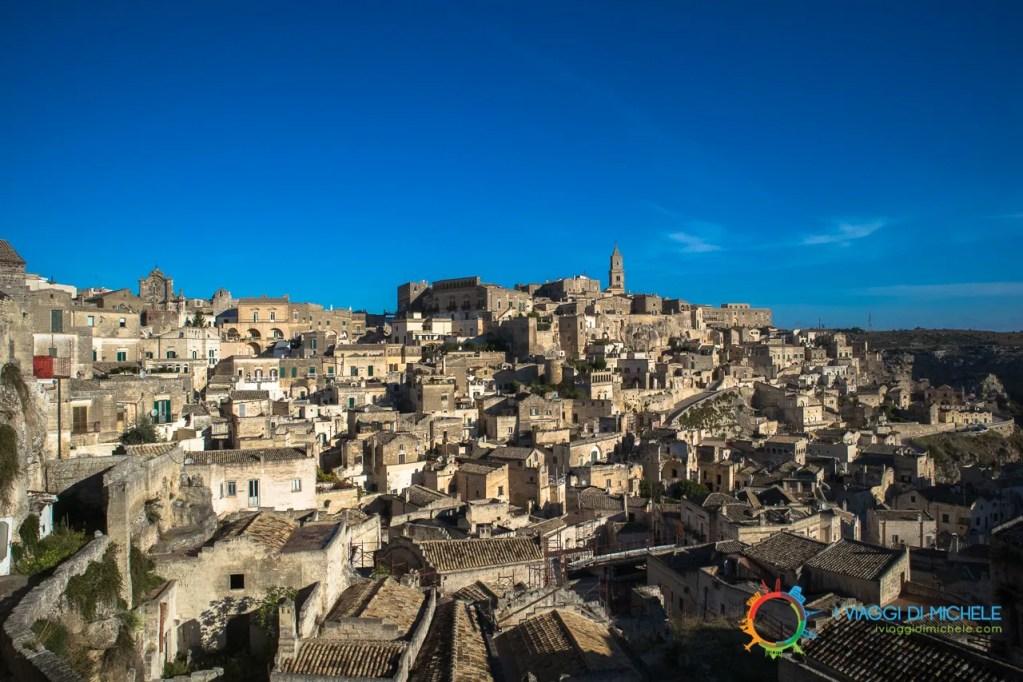 Belvedere Guerricchio - Cosa vedere a Matera