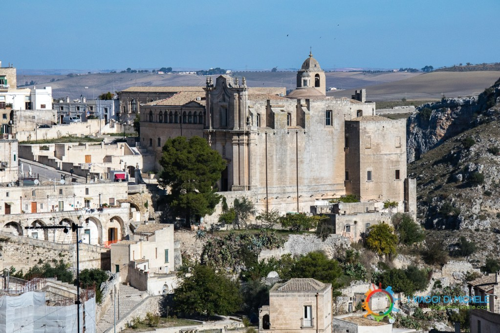 Cattedrale si S. Agostino di Matera