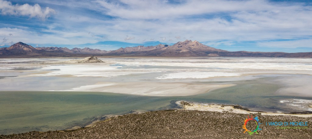 Salar de Surire - Tour Cile