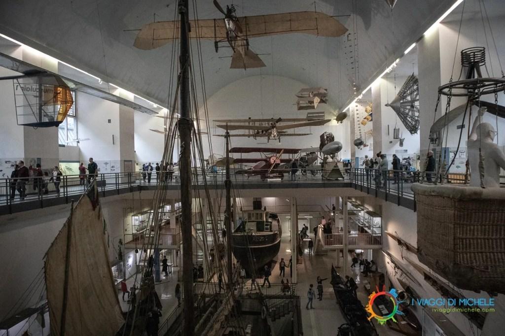 Deutsches Museum - Monaco di Baviera