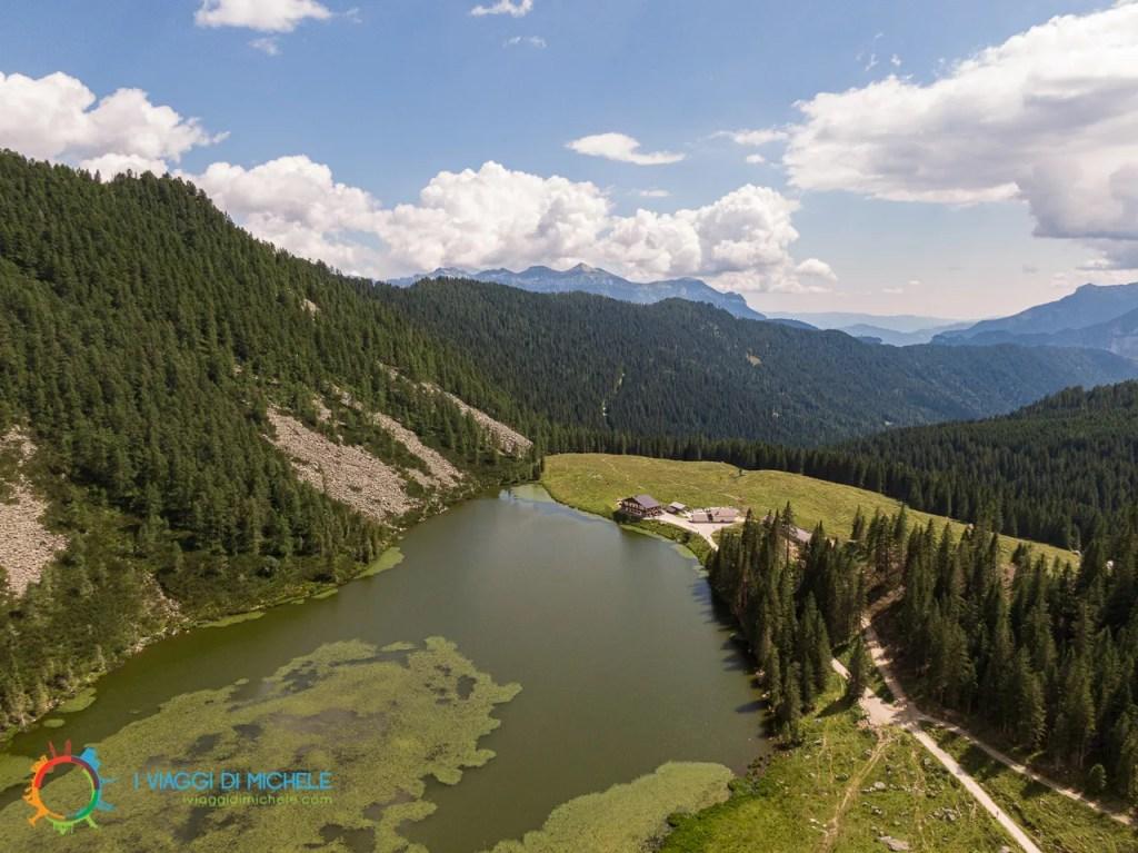 Lago Calaita - Valle di Lozen
