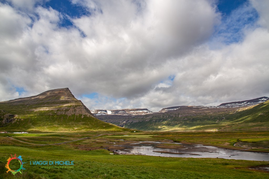 Fiordo Álftafjörður
