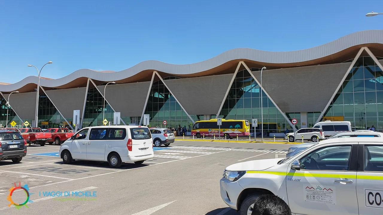 Aeroporto El Loa Calama
