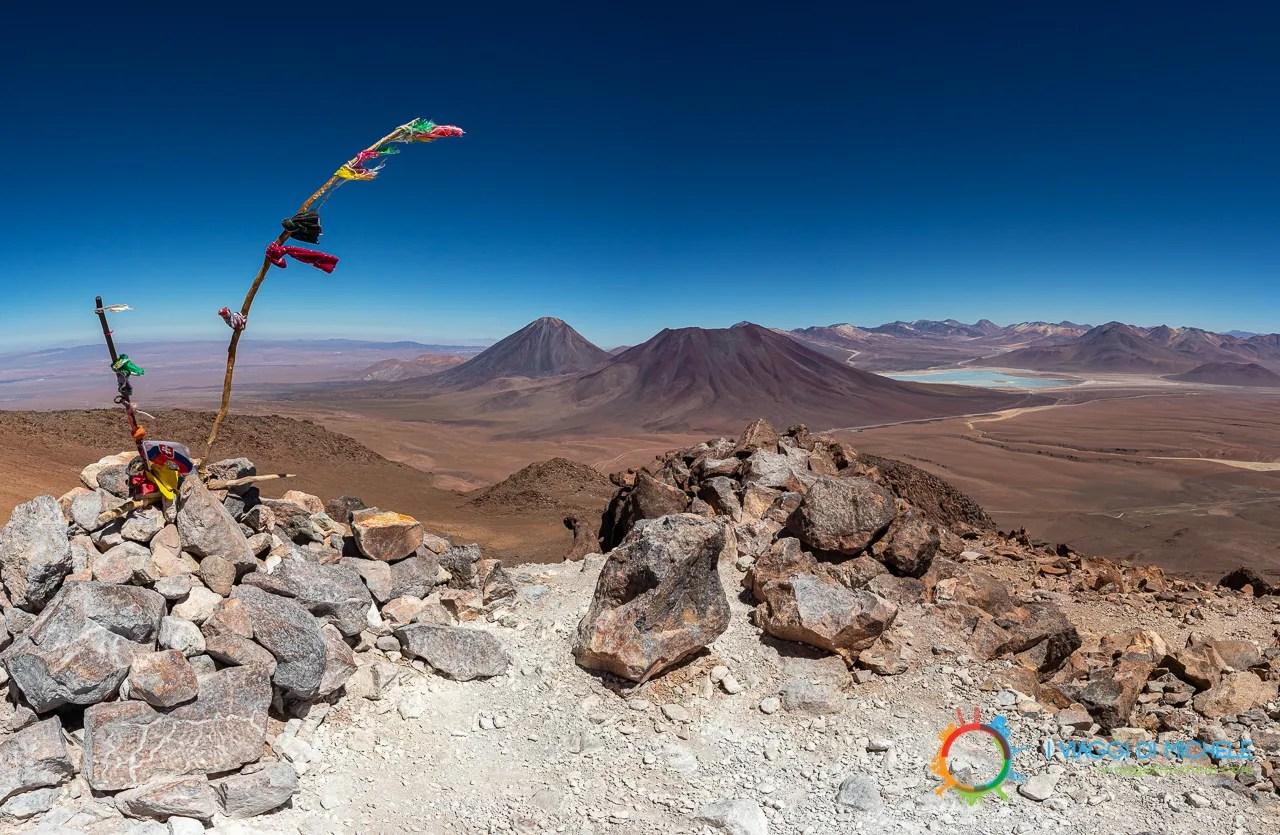 Cerro Toco, la vetta - San Pedro de Atacama