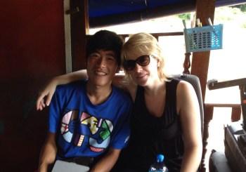 Incontri di viaggio in Laos