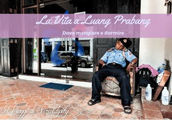 La vita a Luang Prabang