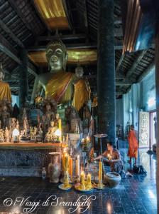 Luang Prabang Wat Wisunarat
