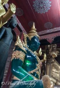 Luang Prabang buddha smeraldo