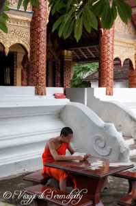 Luang Prabang lettura