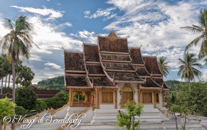 Luang Prabang tempio buddhista