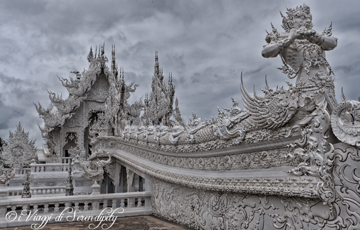 The White Temple Chiang Rai