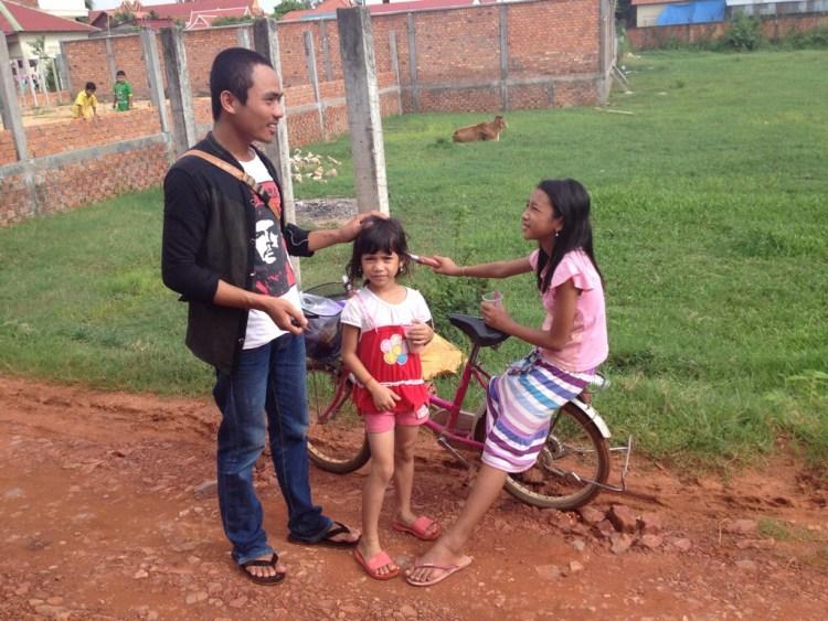 Incontri di viaggio: Sakol