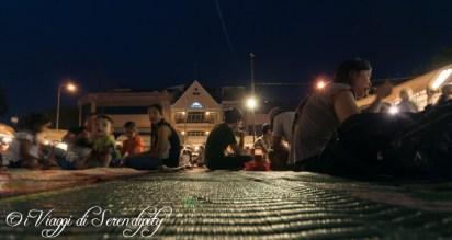 Mercato notturno Phnom Penh