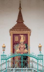 Phnom Penh dettaglio