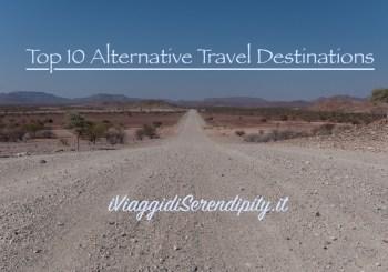 top ten alternative travel destinations