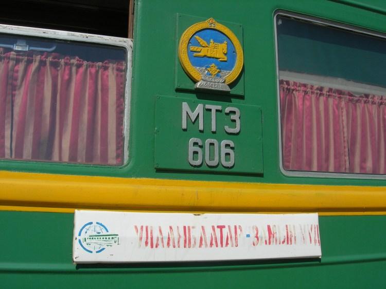 La ViaggioIntervista: Transiberiana o Transmongolica?