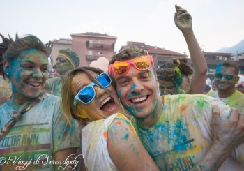 #corricon color run trento