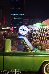 Bangkok Ratchada mercato notturno