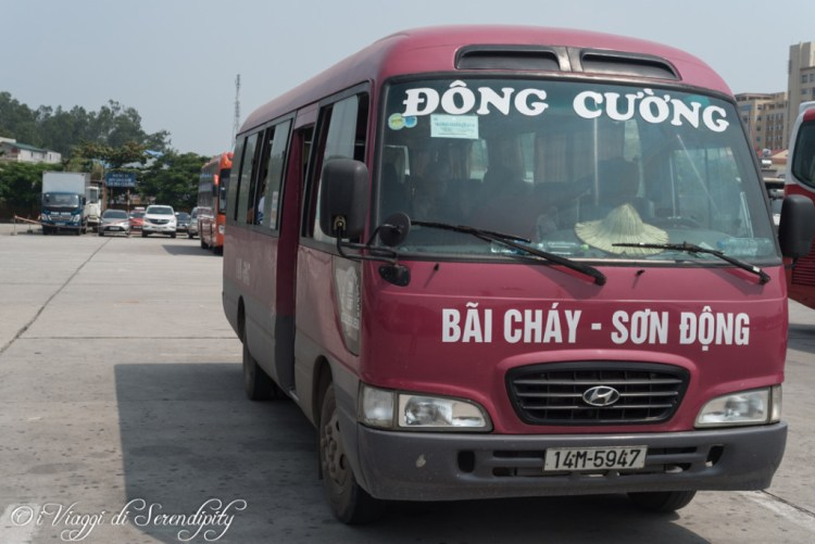 Autobus per Son Dong