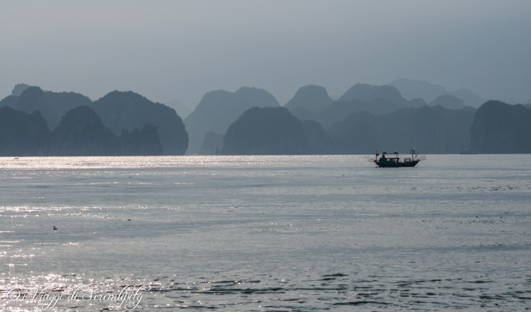 Escursione in barca a Ha Long Bay
