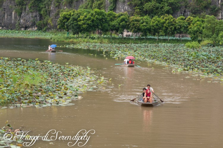 navigazione Tam Coc
