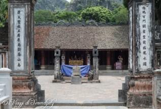 Tam coc Tempio