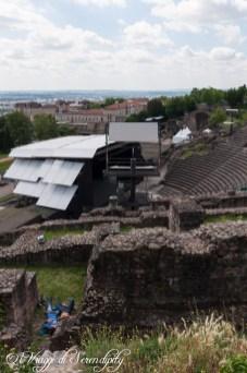 Lione Teatro Romano