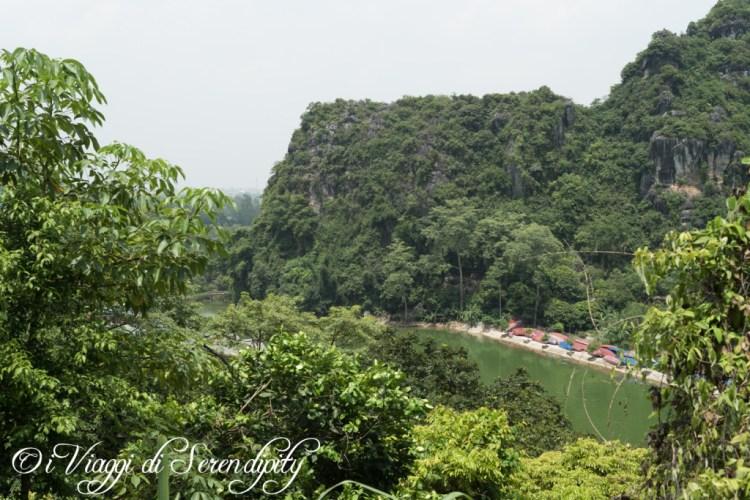 Paesaggio Pagoda dei Profumi
