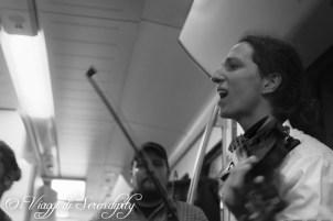 The Lads Treno della Musica