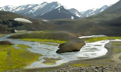 Paesaggio Islanda