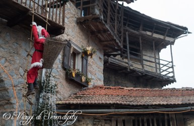 Mercatini di Natale Rango Babbo Natale